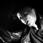 Cold Cave, FYF Fest, photo by Wes Marsala