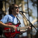 Mikal Cronin, FYF Fest, photo by Wes Marsala