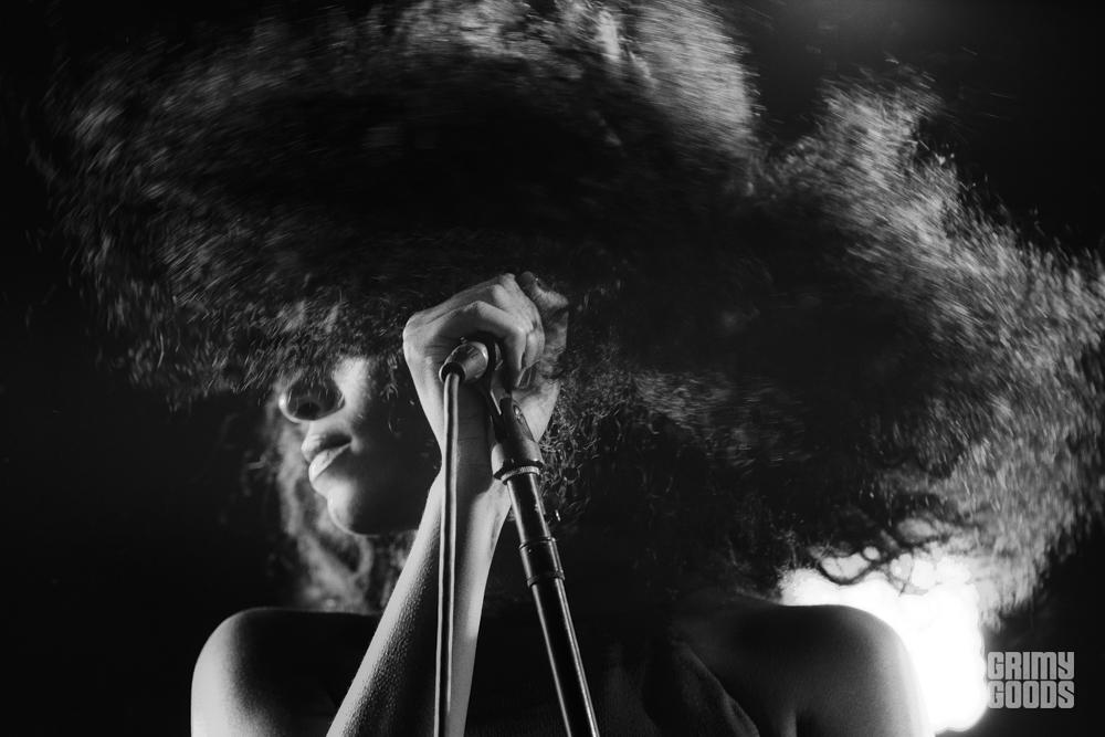 Solange, FYF Day 2, photo by Wes Marsala