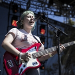 Girlpool, FYF Day 2, photo by Wes Marsala