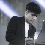 Neon Indian, FYF Day 2, photo by Wes Marsala