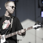 Unkown Mortal Orchestra, FYF Day 2, photo by Wes Marsala