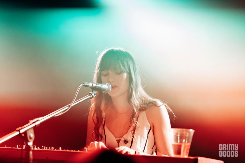 Gretta Ray at the Roxy -- Photo: Steven Ward