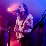 The Wild Reeds at GIRLSCHOOL 2017