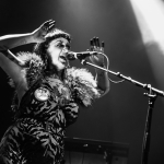 Hiatus Kaiyote at the Novo shot by Danielle Gornbein