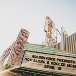 Hop Along and Soccer Mommy at the El Rey shot by Danielle Gornbein