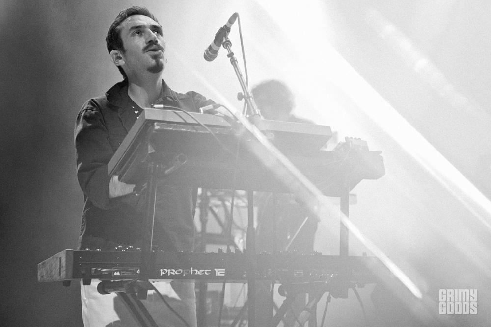 Hot Chip at The Greek Theater Photos by ceethreedom
