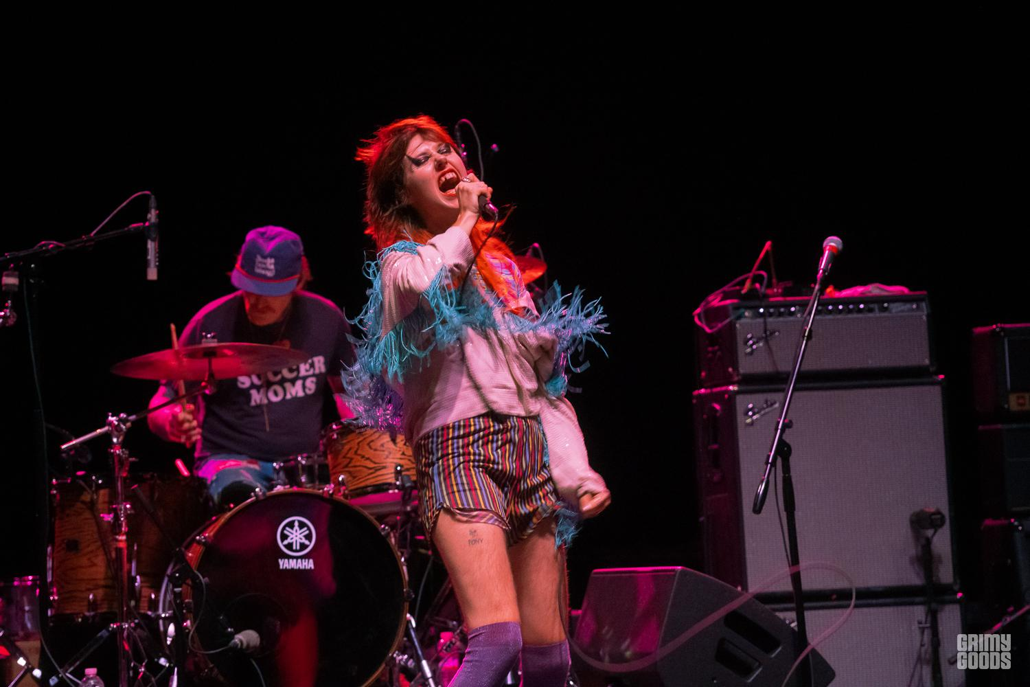 Surfbort at the Wiltern -- Photo by ZB Images