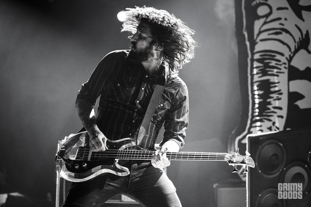 Death from Above 1979, The Forum, photo by Wes Marsala