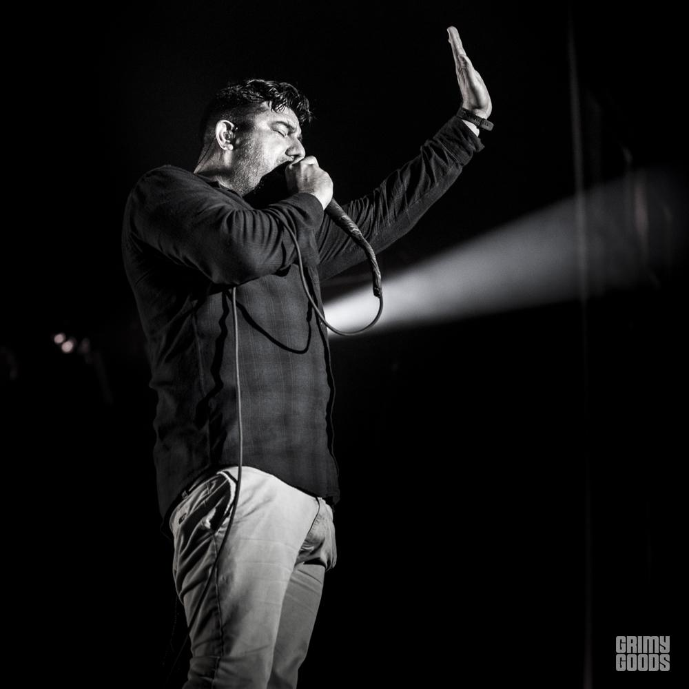 Deftones, The Forum, photo by Wes Marsala
