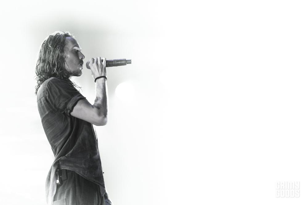 Incubus, The Forum, photo by Wes Marsala
