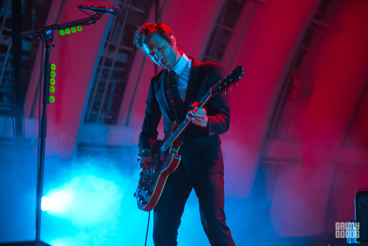 Interpol at Hollywood Bowl -- Photo: Kim Zsebe