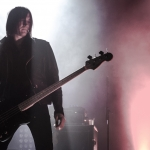 Interpol, The Shrine Expo Hall, photo by Wes Marsala