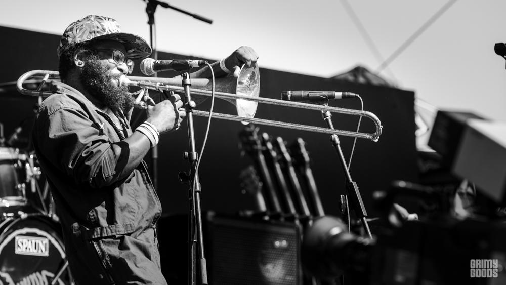 Fishbone, It's Not Dead Fest, photo by Wes Marsala