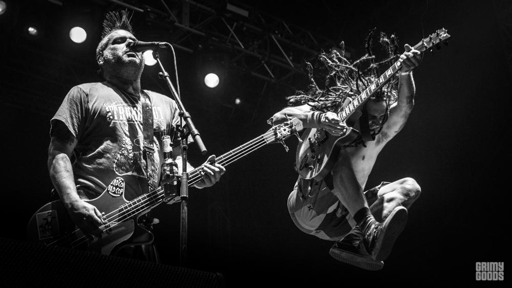 NOFX, It's Not Dead Fest, photo by Wes Marsala