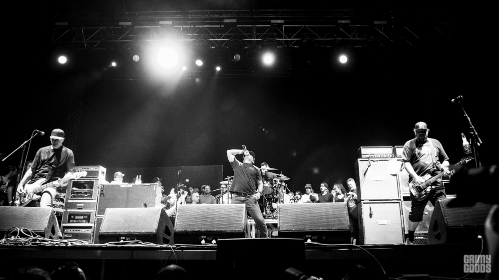 Pennywise, It's Not Dead Fest, photo by Wes Marsala