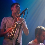Joey Dosik at Troubadour -- Photo: David Fisch