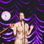 Jorja Smith at the Wiltern shot by Danielle Gornbein
