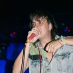 Julian Casablancas + the Voidz, Connan Mockasin Photos by Michelle Borreggine