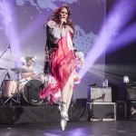 Kate Nash, The Fonda Theater, photo by Wes Marsala