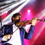 Kishi Bashi at the Belasco Theatre by Steven Ward