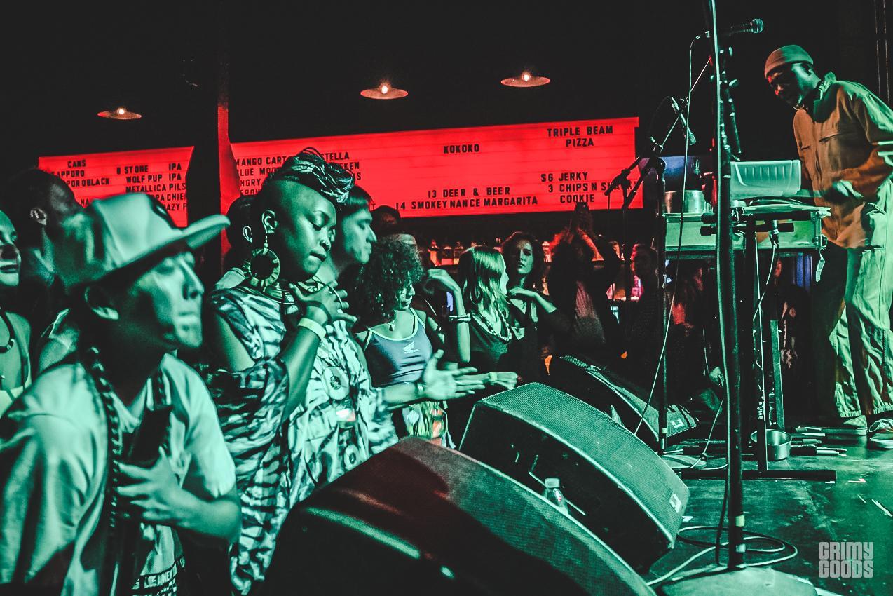 KOKOKO! at The Echo -- Photo: Farah Sosa