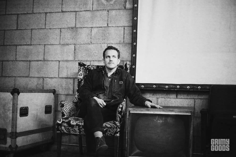 Kyle Morton at the Bootleg Theatre by Steven Ward