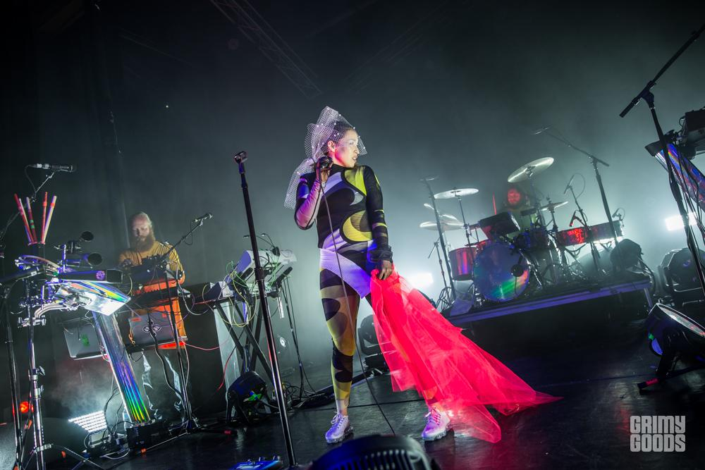 Little Dragon at The Observatory -- Photo: Andrew Gomez