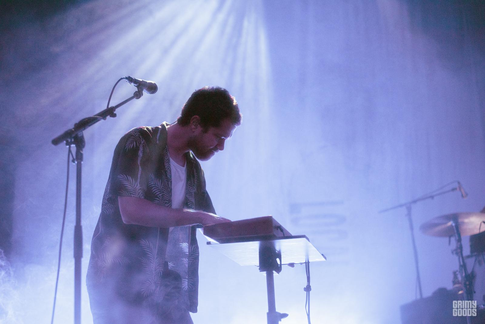 Local Natives at the Hollywood Palladium shot by Danielle Gornbein