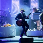 Lord Huron at The Hollywood Bowl Photo by ZB Images