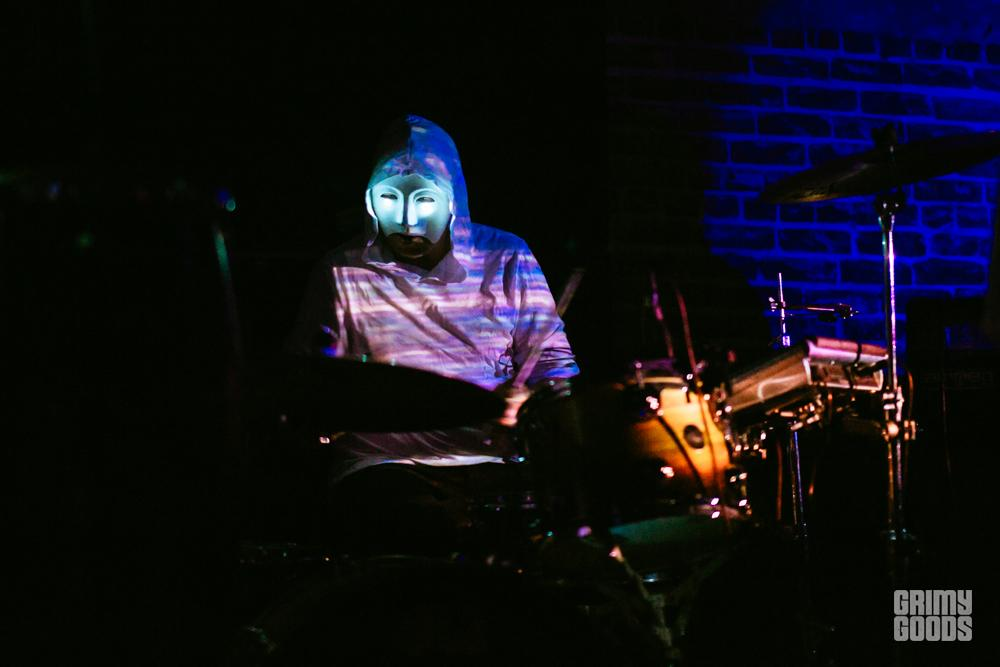 Lumerians live band photos