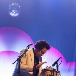 Metronomy and Cloud Control Photos at Fonda Theatre by Michelle Borreggine