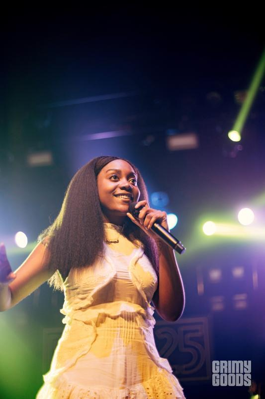Noname at the Observatory North Park by Steven Ward