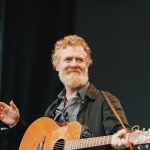 Glen Hansard at Ohana Fest by Steven Ward
