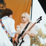 Sunflower Bean at Ohana Fest by Steven Ward