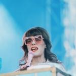 Jenny Lewis at Ohana Fest by Steven Ward