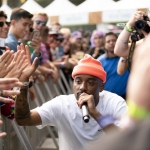 Caleborate at Outside Lands day one by Steven Ward