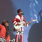 Janelle Monae at Outside Lands day three by Steven Ward