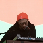 Portugal. the Man at Outside Lands day three by Steven Ward