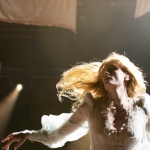Florence and the Machine at Outside Lands day one by Steven Ward