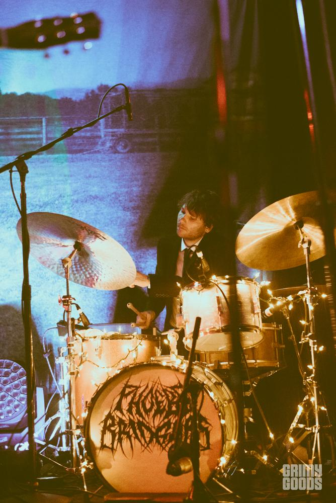 Marshall Vore of Phoebe Bridgers' band