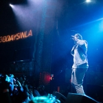 Pusha T at Belasco Red Bull Sound Select 30 Days In LA