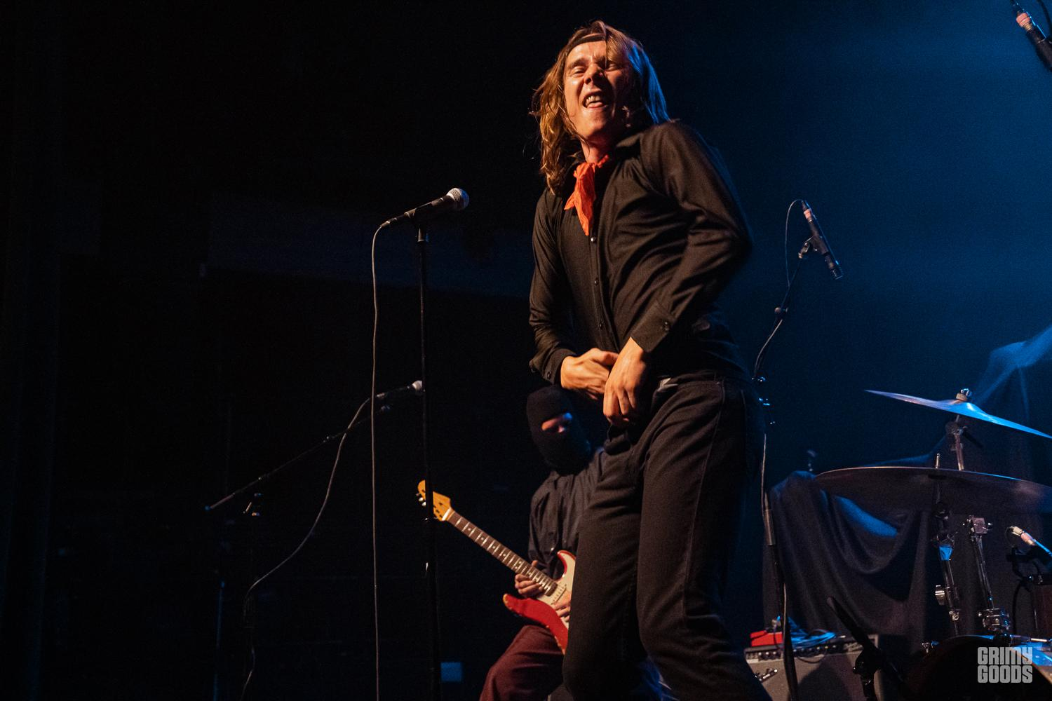 Iron Tom at The Fonda Photo by ZB Images