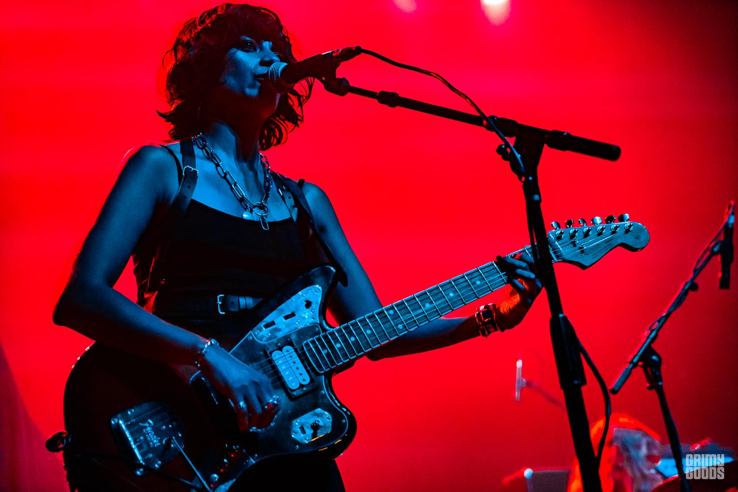 LA Witch at The Fonda Photo by ZB Images