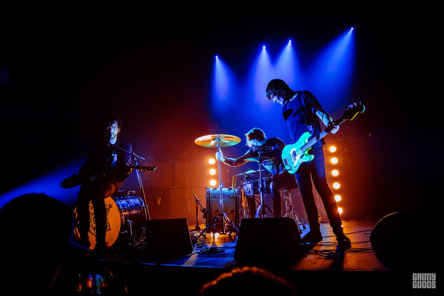 Reignwolf at The Fonda Photo by ZB Images