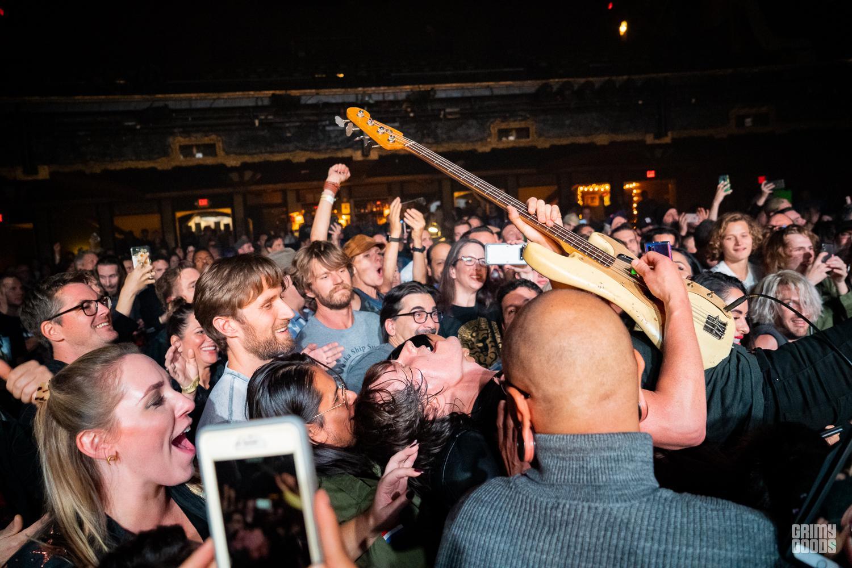 Reignwolf at Fonda Theatre — Photo: ZB Images