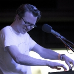 Tom Vek, Natural History Museum, photo by Wes Marsala