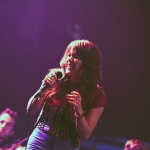 Jenny Lewis at the Fonda Theatre shot by Danielle Gornbein