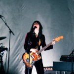 Sharon Van Etten at the Ace Theatre shot by Danielle Gornbein