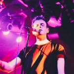 Shy Girls at the Teragram Ballroom by Steven Ward